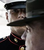 official MCRD SD family day and grad info Usmc, Marines, Drill Instructor, Graduation Day, Family Day, Marine Corps, Journalism, Riding Helmets, Captain Hat