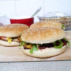 Smoky Chicken Cobb Salad + Hottest Day + Spicy Chicken Sandwiches.