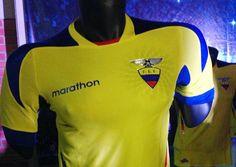 Camiseta de ECUADOR para el Mundial de Fútbol del 2014... www.telexfree.com/ad/izumarco