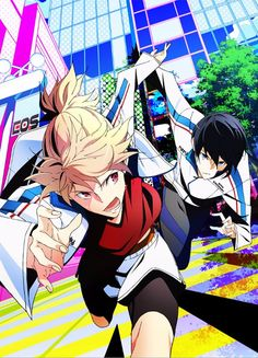 Prince of Stride: Alternative 01 VOSTFR - Animes-Mangas-DDL.com