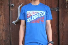 Polebridge Mountain Range T-Shirt