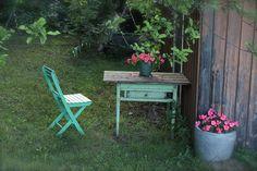 Liivia Sirola Outdoor Furniture Sets, Outdoor Decor, Garden, Flowers, Inspiration, Color, Sea, Home Decor, Houses