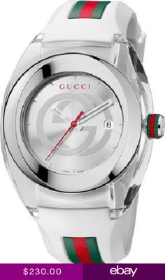418bde1f0f9 Gucci YA137103 Sync XXL Watch Red Retail ( 495)