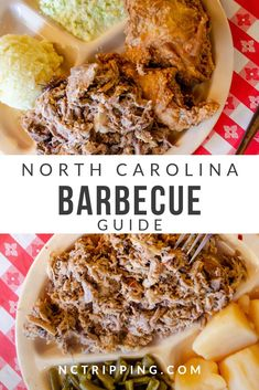 North Carolina Barbecue Guide: 20 BBQ Restaurants + History NORTH CAROLINA BARBECUE GUIDE | Barbecue North Carolina | Bucketlist | USA Travel | Travel Tips | Check out this guide to North Carolina barbecue including the best barbecue restaurants in North Carolina and the history of North Carolina Barbecue  #USA #NorthCarolina #travel #BBQ