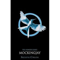 Mockingjay, third and final book of the series, fairly good, well written, series all in all