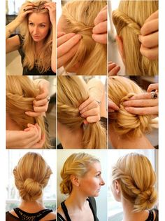 3 Everyday Twisted Hairstyles to Try