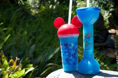 Goofy's Glaciers Climb to the Top of Frozen Treats at Disneyland Resort
