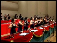 You Raise Me Up.  Handbell Choir