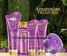 Tudo sobre Avon: Planet Spa Amazonian Treasures - NOVO!