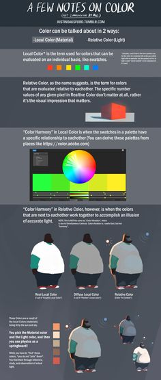 """justinoaksford: """" Notes for an Anon who asks, """" Hey Justin, thanks for your reply earlier. Just wanted to expand on my previous ask - do you have any tips for achieving colour harmony across an entire painting? I often feel like the objects in my. Digital Painting Tutorials, Digital Art Tutorial, Painting Tips, Art Tutorials, Concept Art Tutorial, Digital Paintings, Painting Art, Design Reference, Art Reference"""