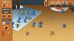 Your house table is under attack! Watch out, there are sneaky paper creatures crawling everywhere! It's not so simple to hold your ground beneath the assault of their waves. But doesn't it sound like one of the real challenge games for those who are ready to have a fascinating firework fun? Tower defense infinite war starts right now in our new fire game Virtual Match! http://academmedia.com/en/apps/virtual_match