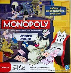 Monopoly Cajero Loco Portugal