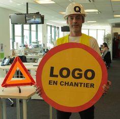 A présent, le logo de Quotidien est connu de tous...