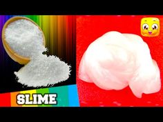 How To Make Slime With Glue and Water and Salt Only Without Borax, Liqui. Sand Slime, Borax Slime, Slime No Glue, Diy Slime, Making Slime, Making Fluffy Slime, How To Make Slime, Fluffy Slime Without Glue, Borax And Glue