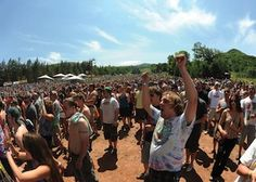 Mountain Jam Music Festival at Hunter Mountain in Hunter, NY