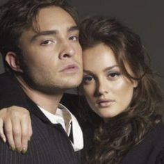 <3 I love Blair and Chuck together!