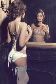 a782625933 Les Jupons de Tess Elegant Provocation Lingerie Spring 2013 Part I - 3  Sensual Fashion Editorials
