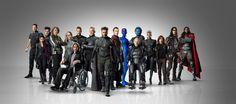 Revelan nuevas fotos de X men Apocalypse