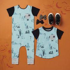 Newborn Baby Girl Boy Bird Calligram BodysuitRomper Jumpsuit Short Sleeve Bodysuit Tops Clothes