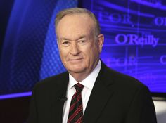 Bill O'Reilly, host of 'The O'Reilly Factor' on Fox News.