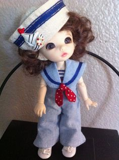 Pukifee Ante Sailor Girl