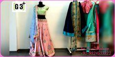Designer Lehnga Choli Latest Trend Of Embellish & Embroidery. Designer Lehnga Choli Latest Trend Of Embellish & Embroidery. To View more collection at www.g3fashion.com For price or detail do whatsApp +91-9913433322.  #lehengas #lehenga #bridalexhibition #diwali #festiveseason #weddingseason #bridaljewellery #lehengaideas #bride #indianbride #wedding #indianwedding #weddingsutra #bridallook #dday #bridalshoot #traditional #indianwedding #WeddingSutra #candidphotography #lehengadiaries…