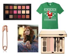 """""""1"""" by efrat-kazoum ❤ liked on Polyvore featuring Huda Beauty"""