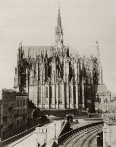 Cologne Germany Roncalliplatz Koln Domplatte Kolner Dom Me