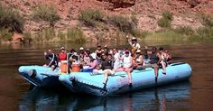 Half Day Raft Trip on the Colorado River