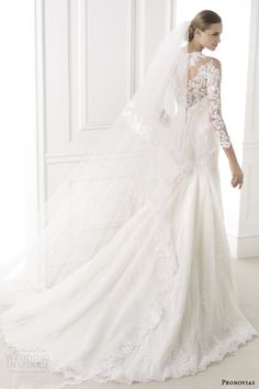 Pronovias 2015 Bridal Collection