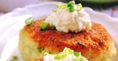 Od dziś to mój absolutny numer jeden wśród kotletów z gotowanych ziemniaków. Są cudowne! Sekret tkwi oczywiście w smaku, ale również w spo... Vegetarian Recipes, Cooking Recipes, Birthday Cakes For Men, Potato Cakes, Polish Recipes, What To Cook, Couscous, I Love Food, I Foods
