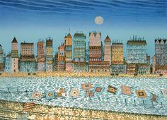 Jan Baker - Den gylne byen , variant