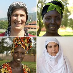 If you ever were looking for a charity to donate to. Women for Women International would be a great choice. Give these women with no voice a chance to have a voice.