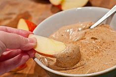 Caramel apple dip...great dessert idea!