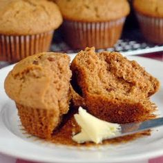 Rock Recipes -The Best Food & Photos from my St. John's, Newfoundland Kitchen.: Sweet Potato Spice Muffins