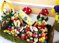 Easter Basket for all to enjoy.