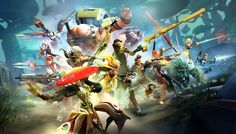Huge Winter Update Unlocks All Characters + PS4 Pro Support - Battleborn - MMORPG.com