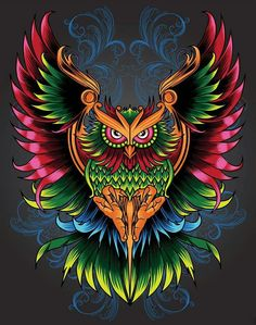 Mail Mary Lou Pearce Outlook is part of Owl artwork - Buho Tattoo, Owl Artwork, Skull Artwork, Owl Wallpaper, Bild Tattoos, Art Tattoos, Tattoo Ink, Sleeve Tattoos, Owl Illustration