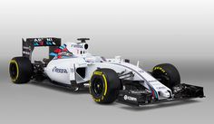 The new Williams Mercedes FW38 was unveiled today ahead of the first pre-season test in Barcelona, Spain next week...