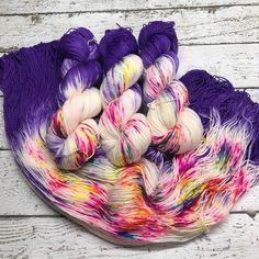 A personal favorite from my Etsy shop https://www.etsy.com/listing/580233670/jimmy-sock-hand-dyed-yarn-sock-yarn