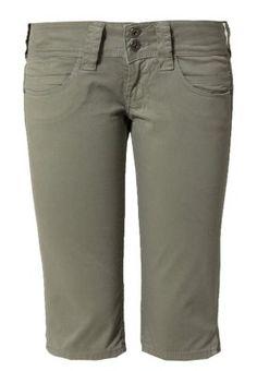 VENUS - Shorts - olivgrön