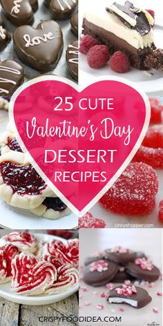 Valentine's day dessert recipes are best for Thanksgiving.. You find here some dessert recipes that are so easy to make at home and taste is awesome. This lovely romantic day surprise or gift your partner with these cute desserts! #valentinesday #dessertrecipe #valentinesdaydessert #thanksgiving #recipes
