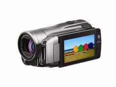 Canon VIXIA HF M300 Full HD Flash Memory Camcorder - http://yourperfectcamera.com/?p=12