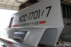 Marvel at the fully-restored, stunningly cool Star Trek: TOS shuttle | Blastr