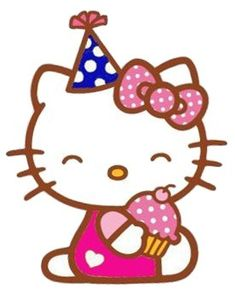 hello kitty party and like OMG! get some yourself some pawtastic adorable cat apparel! Hello Kitty Art, Hello Kitty Themes, Hello Kitty Pictures, Hello Kitty Birthday, Sanrio Hello Kitty, Hello Kitty Backgrounds, Hello Kitty Wallpaper, Little Twin Stars, Keroppi