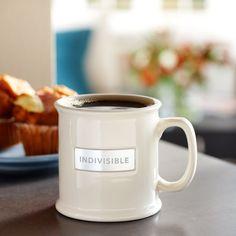 Indivisible Mug ... here's the story: http://www.npr.org/2012/06/12/154793475/starbucks-order-gives-ohio-mug-maker-a-jolt