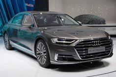 Audi A8 Long (D5)