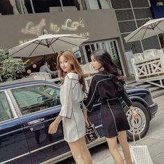 Ulzzang Korean Girl, Korea Fashion, Spring Day, Cute Fashion, Formal Wear, Besties, Ootd, Street Style, Dreams