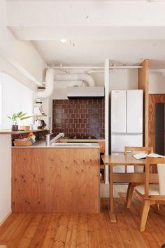 使い勝手も、デザインもオリジナル。リノベで世界にひとつの「造作 ... スタイル工房 stylekoubou