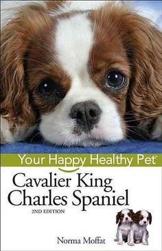 Your Happy Healthy Pet The authoritative information and advice you need, illustrated throughout with full-color photographs--now revised and redesigned to be even more reader-friendly! Cavalier King